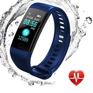 Y5 Smart Bracelet Bovic Enterprises Blue 4