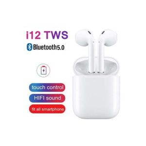 i12 Earphone Airpods Earphone
