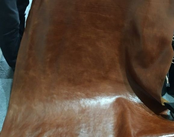 Pull Up Finished Leather