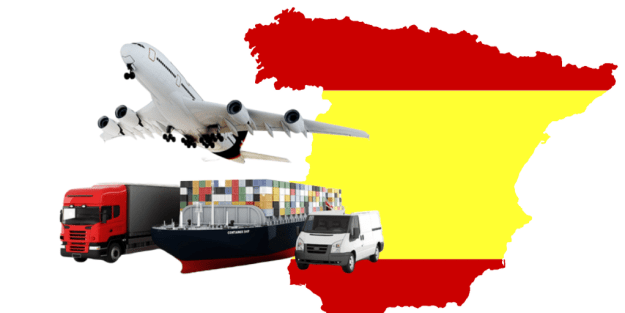 Freight shipping from Spain to Nigeria