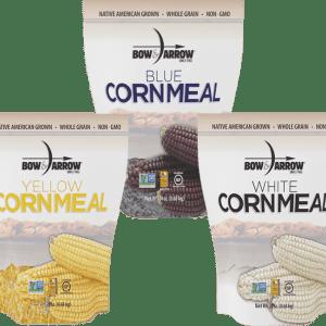 mixed corn meal
