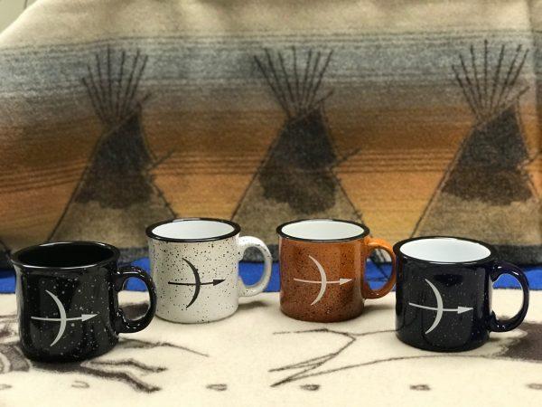 Bow & Arrow Brand Mugs