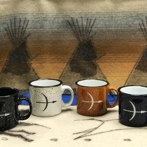 Bow & Arrow Brand Mugs