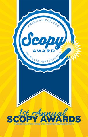 BowelPrepGuide.com wins 1st SCOPY awards