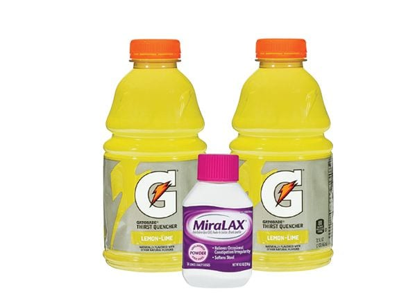How to Use Miralax and Gatorade for Colonoscopy Bowel