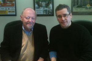 Barry Bowen & Jonathan Damonte