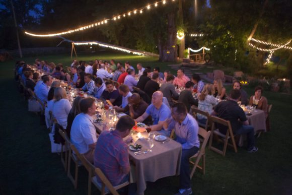 AdMonsters dinner in Boulder