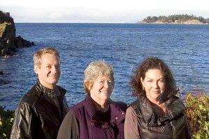 Frazer, Dee and Mary Lynn