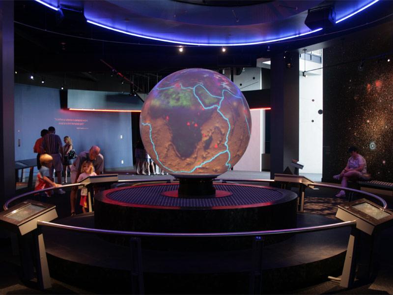 Design Museum Amp Science Center Exhibits