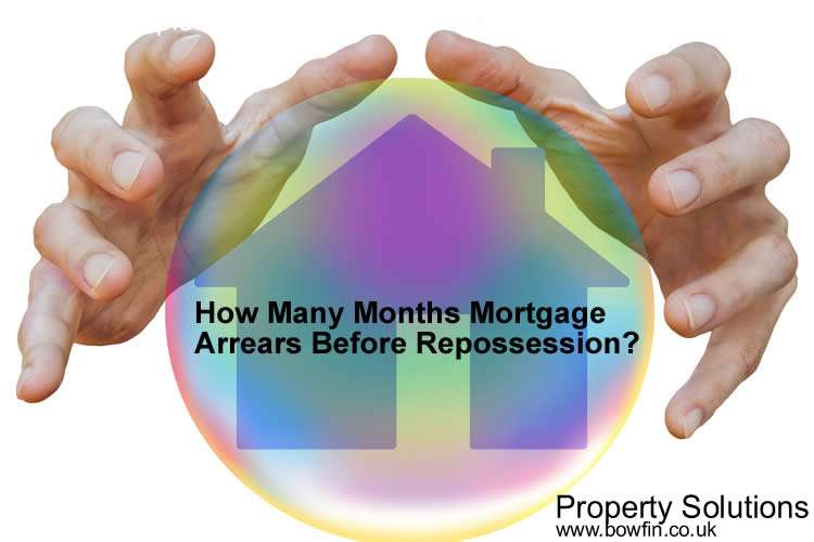 Bowfin property solutions in Dorset and Hampshire - How Many Months Mortgage Arrears Before Repossession