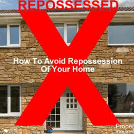 How To Avoid Repossession Of Your Home (Help Is Available)