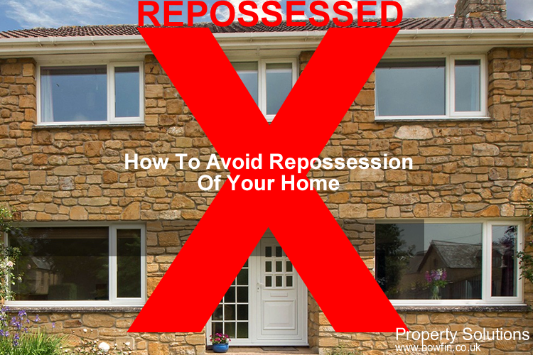 How to avoid repossession of your home