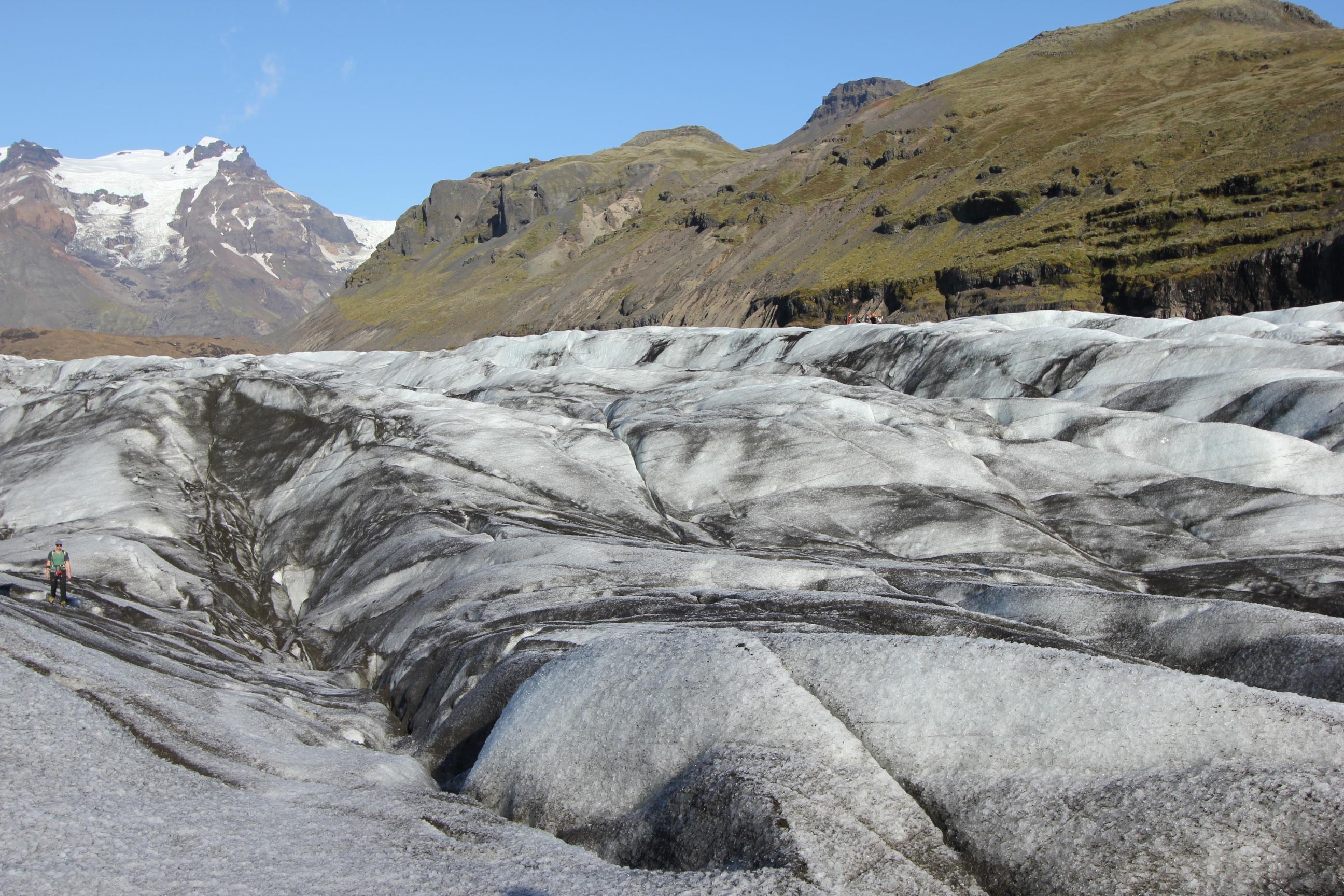 Svinafellsjokull glacier hike 1 (dig)-Iceland