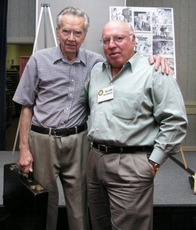 Ken Ackerman and Alan