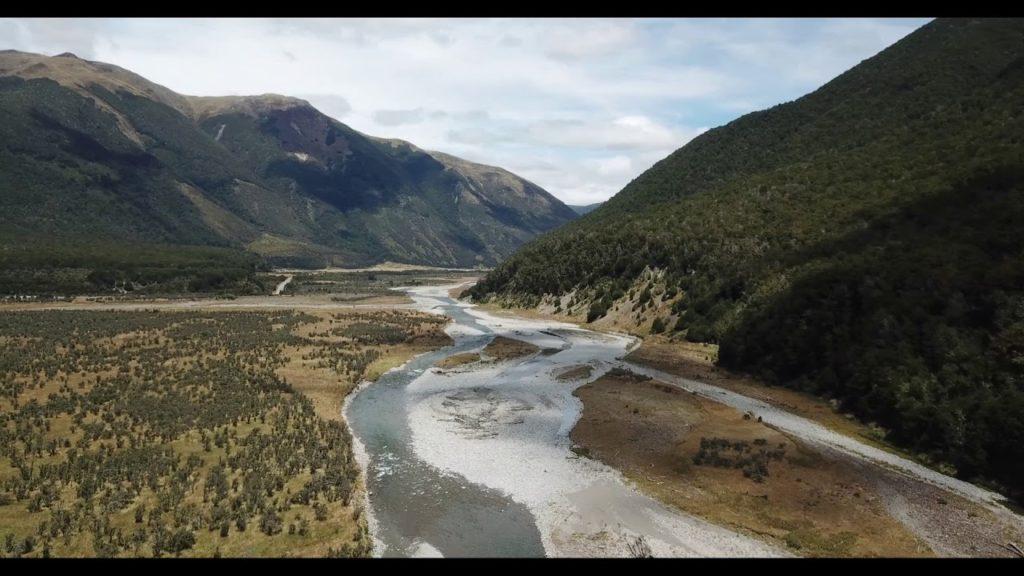 Poplars Range, New Zealand
