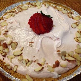 Dreamy Strawberry Pie