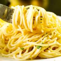 Lemon Pasta Recipe