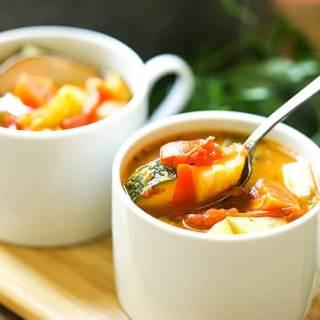 Oven Roasted Tomato Soup Recipe