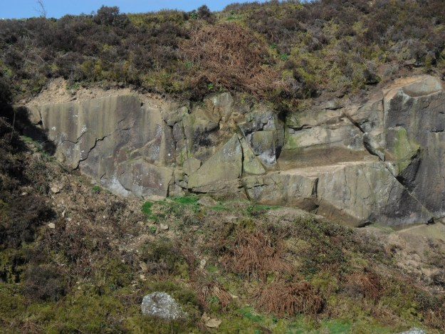 Crowshaw Quarry.