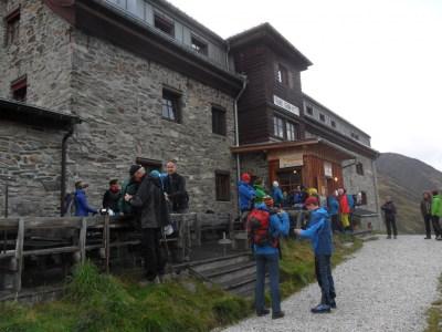 Aspiring Alpinists.