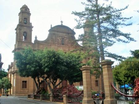 Santiago Church.