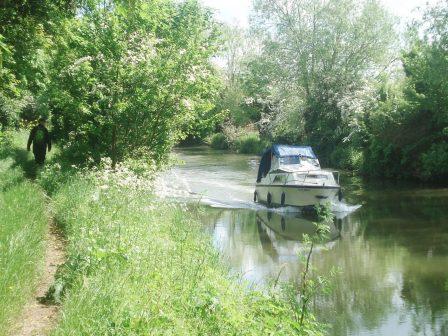 Rural Thames.