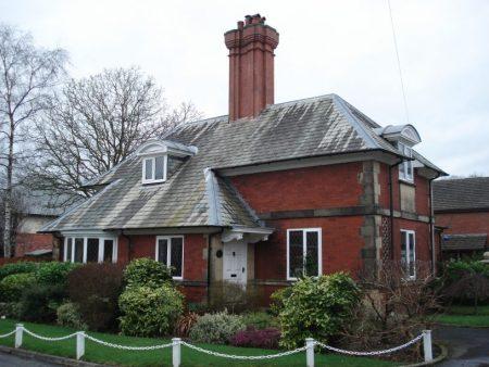 Hospital cottage.