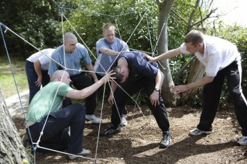 Teacher training CPD outdoor learning