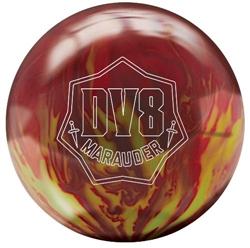DV8 Marauder, Bowling Ball