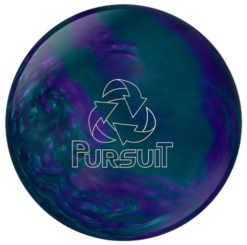 Ebonite Pursuit, bowling ball