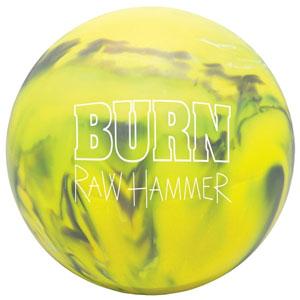 raw hammer burn, hammer bowling ball