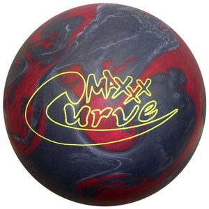 Lane #1 Maxxx Curve, Bowling Ball Review