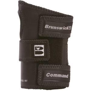 Brunswick Command Positioner Black Leather