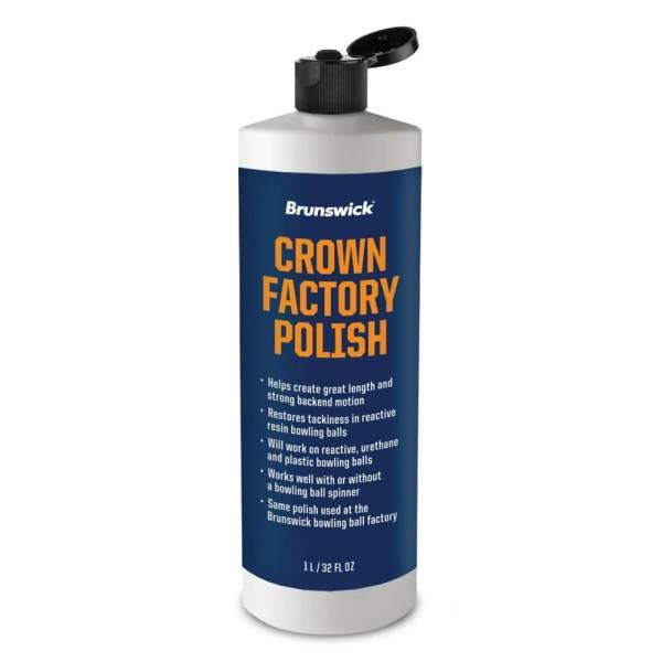Полироль Crown Factory Polish