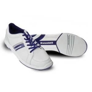 Обувь мужская Brunswick Clipper white-navy