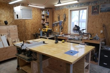 Montana Bowl of Cherries-shop for Cam's Custom Cabinets & Woodworking
