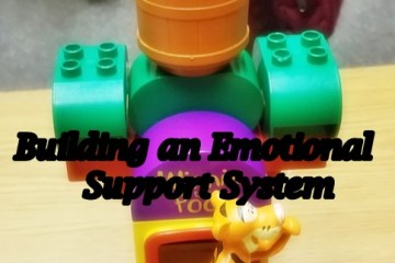 Building an emotional support system is a valuable skill to develop to successfully navigate life.