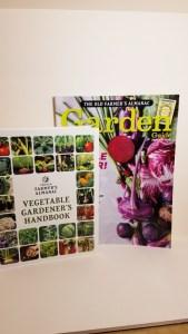 Montana Bowl of Cherries-copy of Old Farmer's Almanac Vegetable Gardener's Handbook