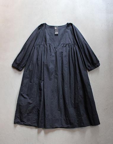 Old Man's Tailor Black V dress