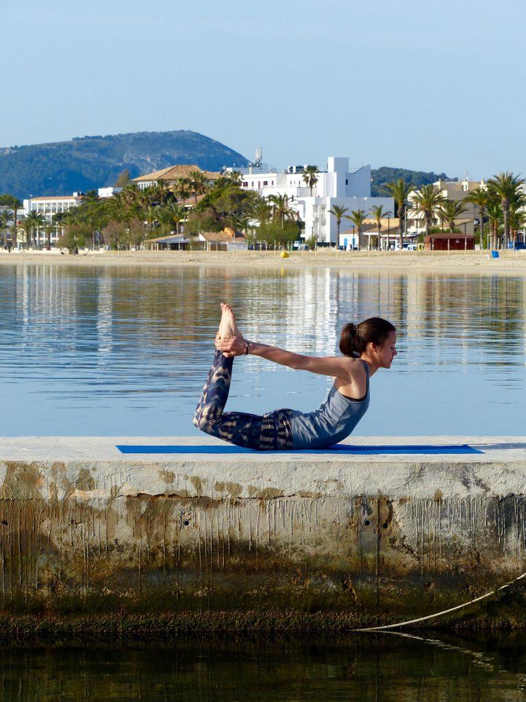 L1110414 768x1024 - Mein Yoga Weg: Wie ich zum Yoga kam und zu meiner täglichen Praxis