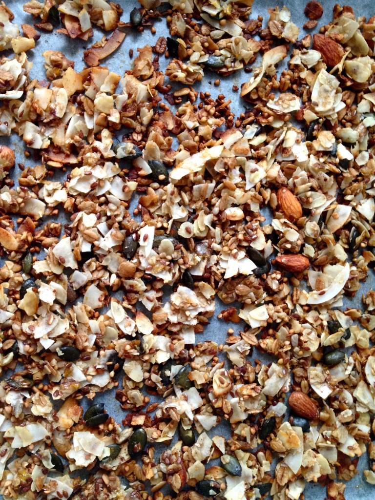IMG 6137 768x1024 - Kokos Granola Crunchy