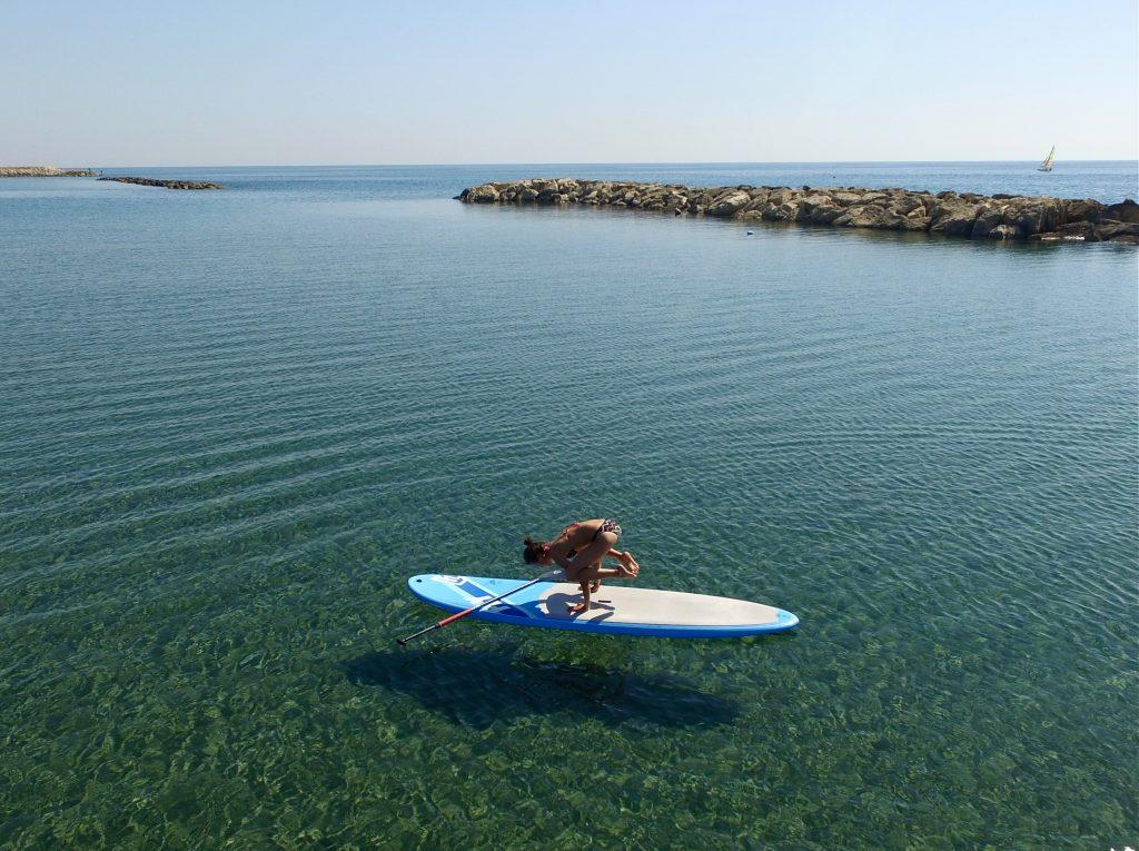 DJI 0049 1024x765 - SUP-Yoga auf Zypern und der Zauber früher Morgenstunden