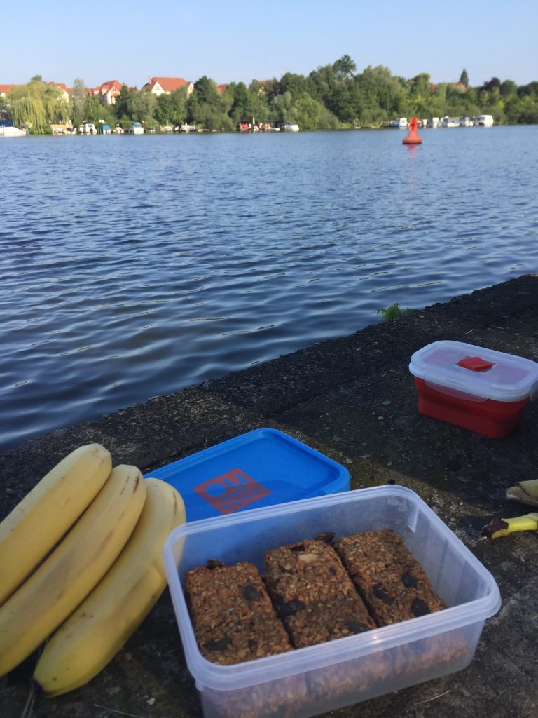 IMG 1521 768x1024 - Zero Waste SUP Touring: Stand Up Paddling von Brandenburg nach Berlin in 2 Tagen