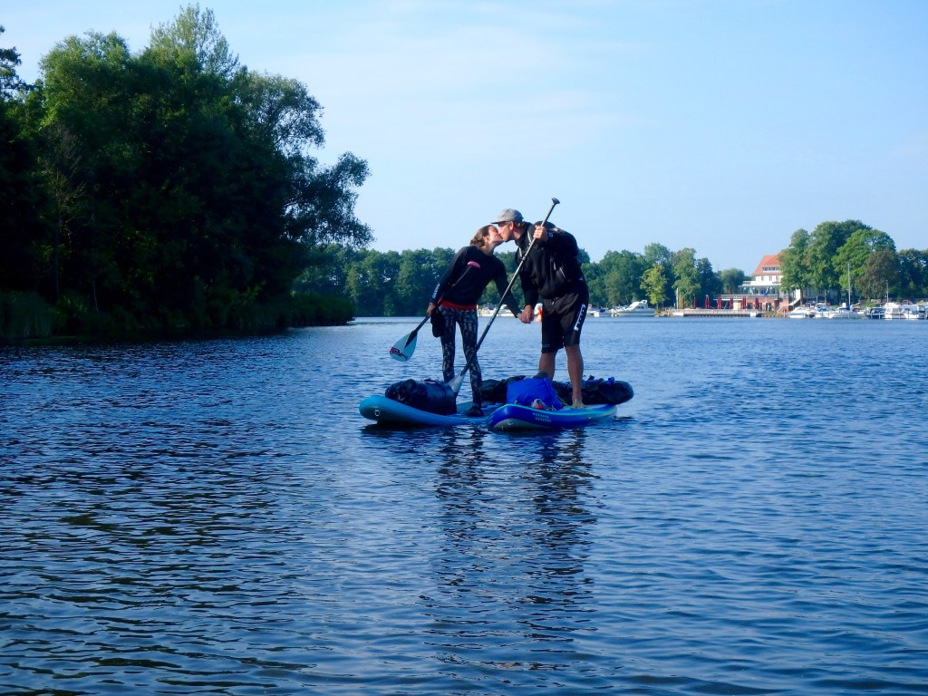 P7280034 1024x768 - Zero Waste SUP Touring: Stand Up Paddling von Brandenburg nach Berlin in 2 Tagen