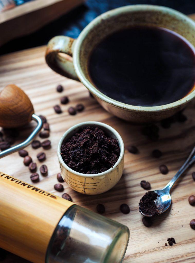 L1050853 LR 151 759x1024 - Natürliches Kaffeesatz Peeling: Samtweiche Haut