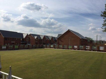 Royle Bowling Club in Rochdale