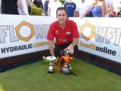 Matt Gilmore - BCGBA FLOWFIT British Senior Champion for 2016