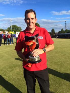 Matt Gilmore - 2016 BCGBA FLOWFIT British Senior Merit Champion