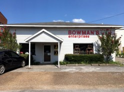 Photo of the front of Bowman's Enterprises in Huntsville, AL