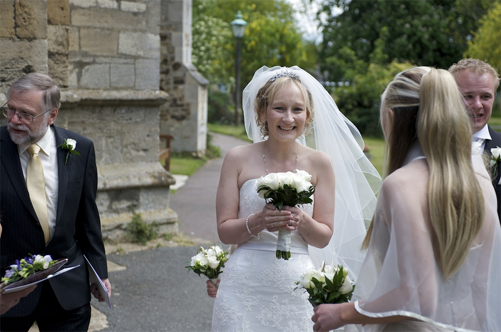 Wedding Photography for Gill and Alan